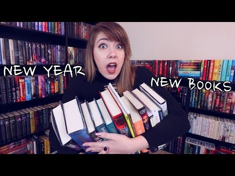 NEW BOOKS FOR THE NEW YEAR | book haul