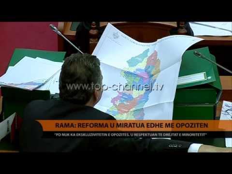 Rama: Reforma, edhe me opozitën - Top Channel Albania - News - Lajme