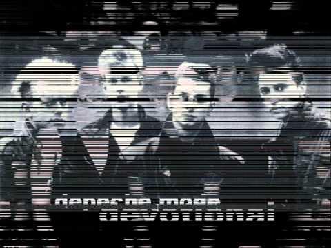 depeche mode black celebration remix