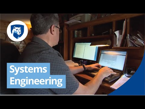 Penn State World Campus: Systems Engineering Master's Program