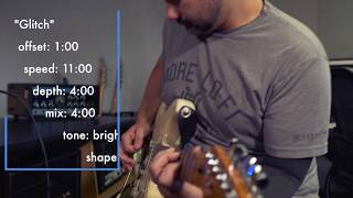 Caroline Guitar Co Somersault Modulator Chorus/Vibrato mp3