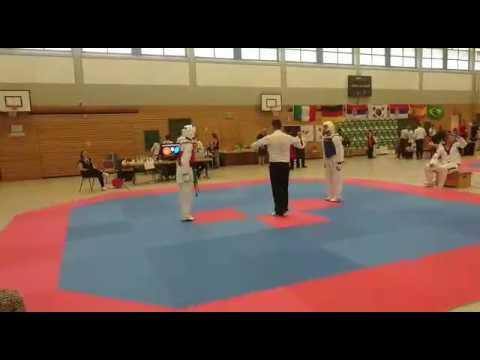 Taekwondo Turnier In GER