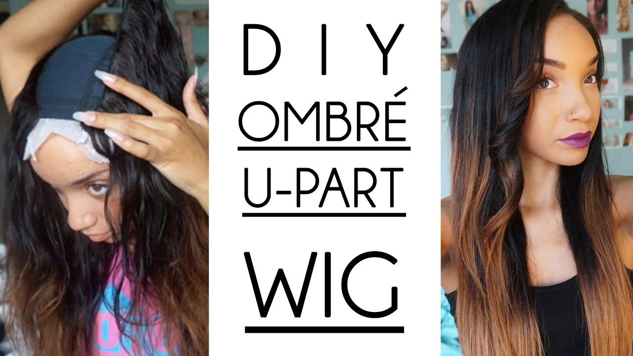 HAIR- Easy DIY Ombr