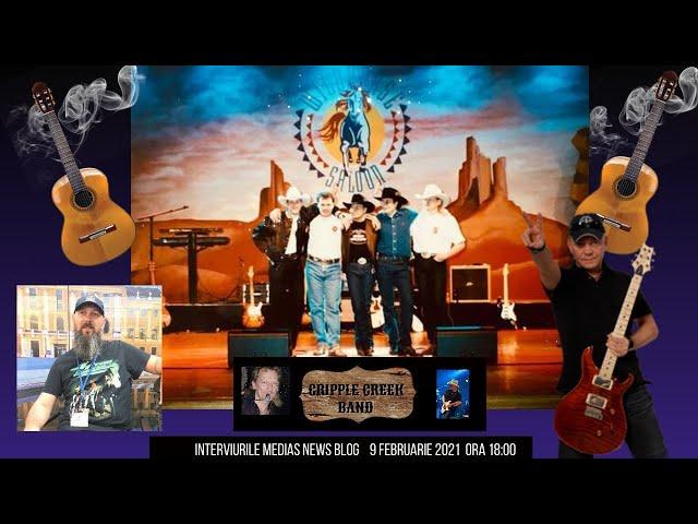 Cripple Creek Band Special la Interviurile Medias News Blog