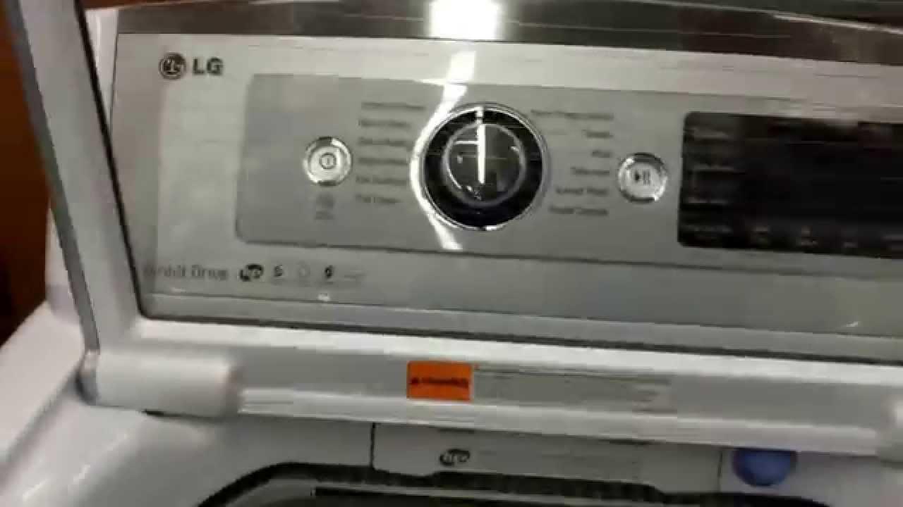 home depot lg washing machine