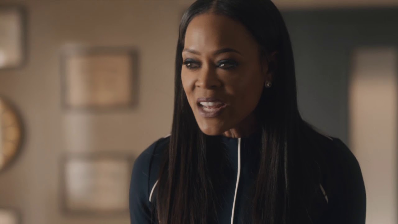Robin Givens Isn't Here For The Tyson Biopic:  She Just Wants To Be Left Alone