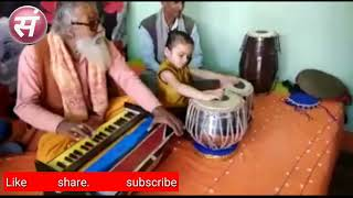 only-4-year old kid play tabla like professionals || incredible indias child skill thumbnail