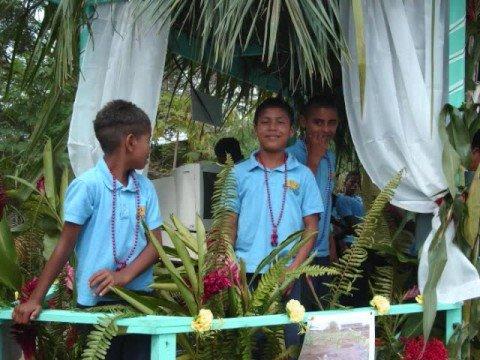 Foundation Pronino 2007-2008 Honduras