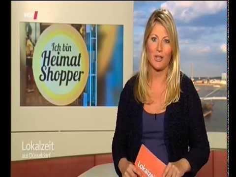 """Lokalzeit aus Düsseldorf """"Heimat shoppen"""" in der Region"""