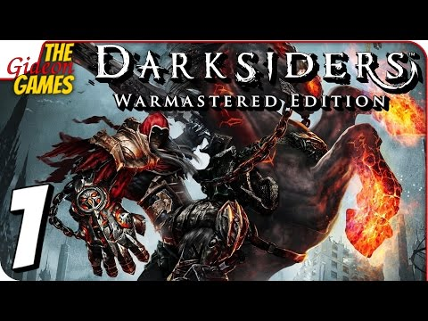 Прохождение Darksiders вместе с Карном. Часть 1