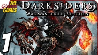 DARKSIDERS: Warmastered Edition ➤ Прохождение #1 ➤ ЭТО ВОЙНА!