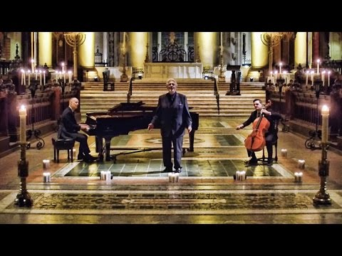 """Silent Night"" ft. Plácido Domingo -The Piano Guys #ASaviorIsBorn"