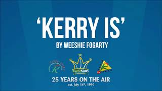Gambar cover 'Kerry is' by Weeshie Fogarty