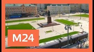 """""""Москва сегодня"""": закончилась реконструкция исторического центра Москвы"""