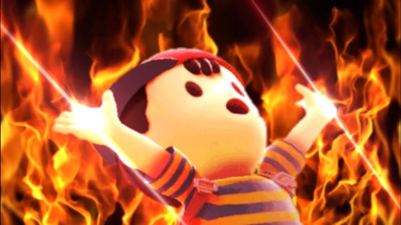 Ness and Lucas Mains in a Nutshell - YouTube