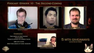 "State of Exile Podcast Episode 10: ""The Second Coming"" feat. Chris Wilson"