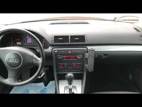 Audi A4 Avant 18t Bj 2003 Youtube