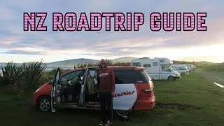 Neuseeland Roadtrip Guide - 16 Tipps & Tricks für eure Rundreise durch NZ!