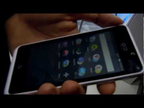Geeksphone Peak with Firefox OS [Hands on]