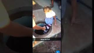 Hawaiian Children Being Put into Storm Drains After Receiving Ballistic Missile Warning