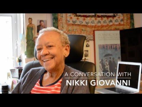 Nikki Giovanni Talks Jesus, Black Lives Matter, Donald Trump & More