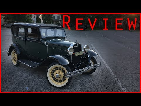 1931 Ford Model A Review