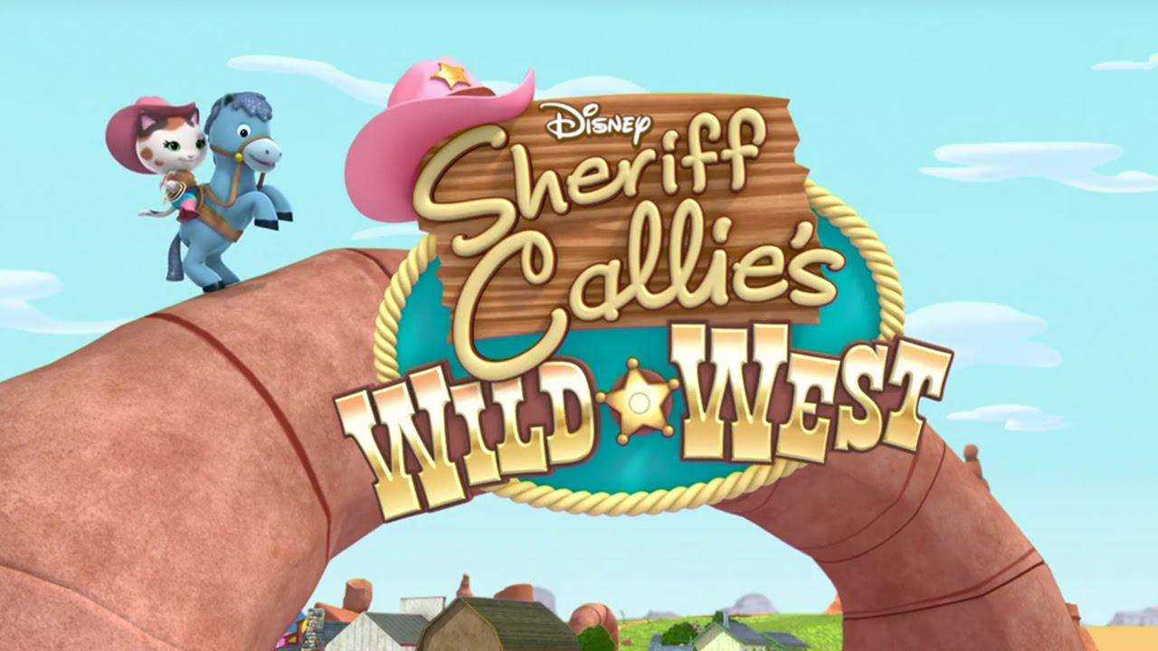 Theme Song | Sheriff Callie's Wild West | Disney Junior ...