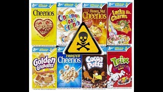 there's POISON in your CEREAL !!!