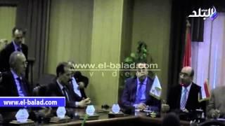 بالفيديو والصور.. «جنينة» لأعضاء المركزي للمحاسبات بالدقهلية: «حرمة المال العام ثقافة مجتمع»