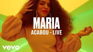"Baixar MARIA - ""Acabou"" (Live) | Vevo DSCVR"