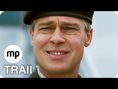 WAR MACHINE Teaser Trailer German Deutsch (2017)