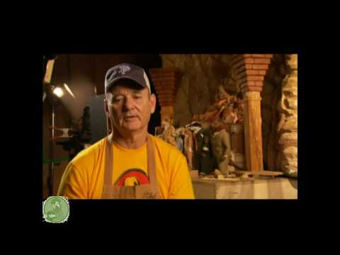 Interview with Bill Murray for Fantastic Mr. Fox