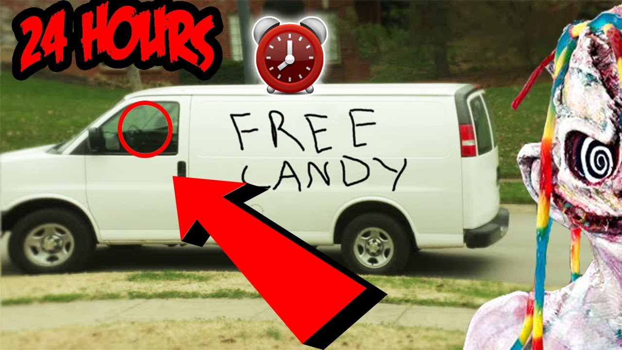free candy overnight challenge