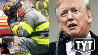 Trump Embarrasses Himself During 9/11 Anniversary