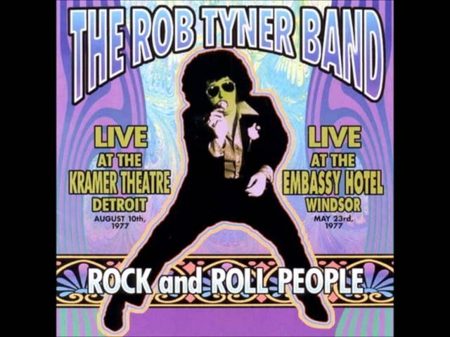 The Rob Tyner Band - Taboo