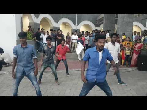 LMCST Flash Mob at Thampanoor