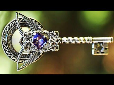 Магические свойства ключей,это символ богатства и мудрости...