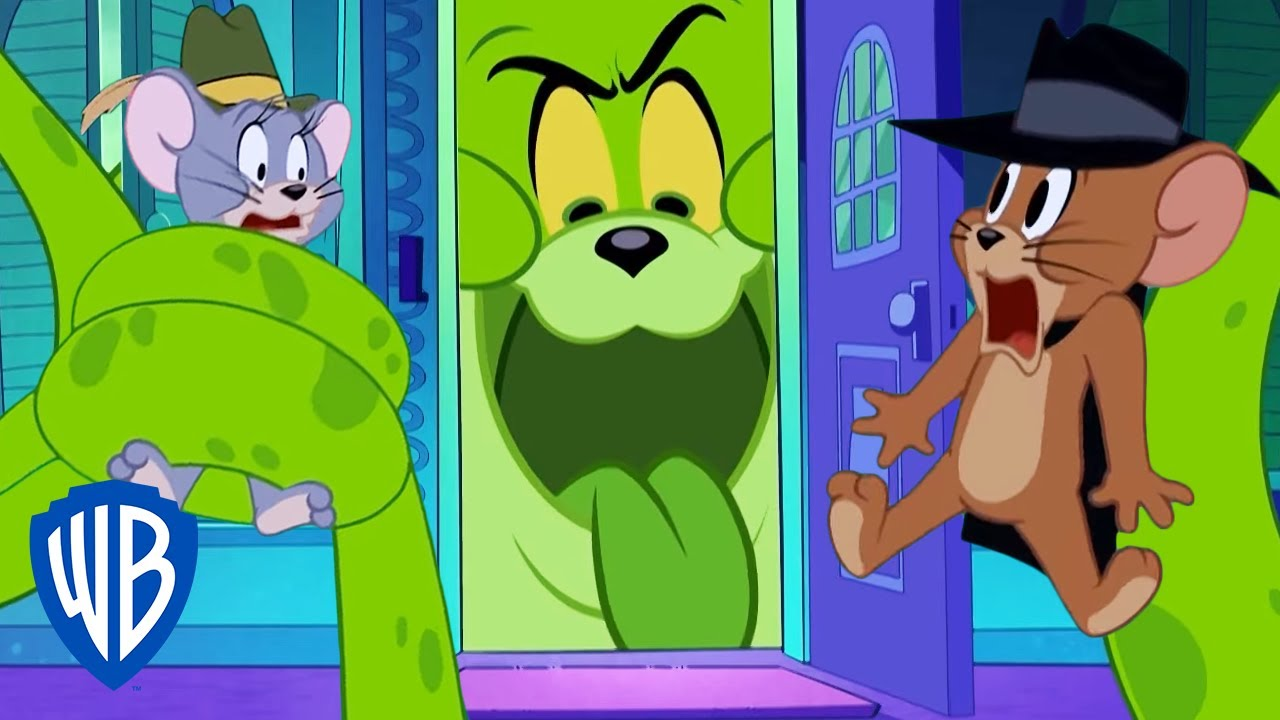 Tom & Jerry | Hungry, Hungry Monster | WB Kids