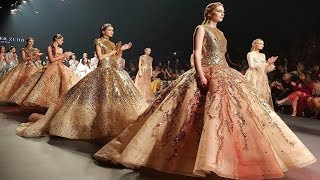 Atelier Zuhra Couture | Spring/Summer 2018 | Fashion Forward Dubai