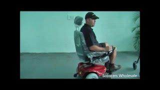shoprider streamer electric wheelchair