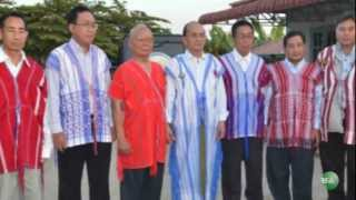 KNU Leaders meet President, Commander-in-Chief