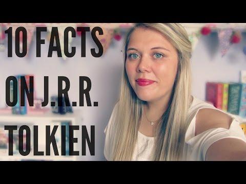 Let's Talk Tolkien!  10 Facts on J.R.R. Tolkien