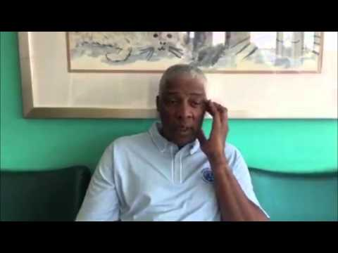 Dr J Interview
