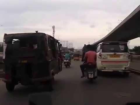 Mehdipatnam to LB Nagar Inner Ring Road with PV Narasimha Rao Elevated Expressway