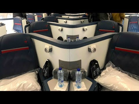 Flight Report AMS-DTW Delta Business Class - DeltaOne A330-300 (Amsterdam to Detroit)