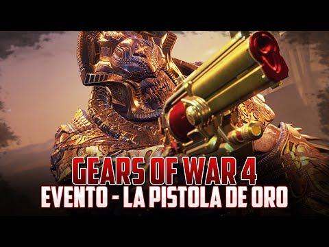 Gears of War 4 | Evento Especial | La Bala de Oro!!