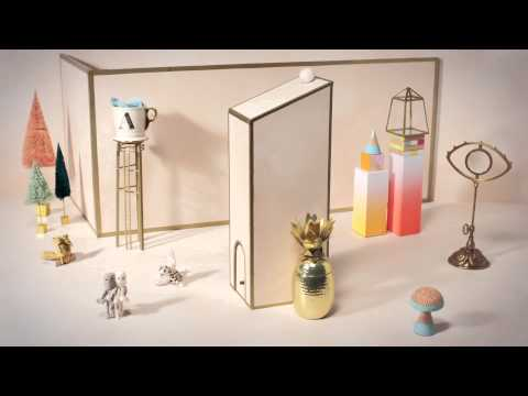 A festive animation featuring our mischievous holiday ornaments | Anthropologie