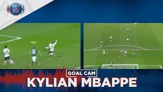 GOAL CAM - KYLIAN MBAPPE vs AS SAINTE-ETIENNE