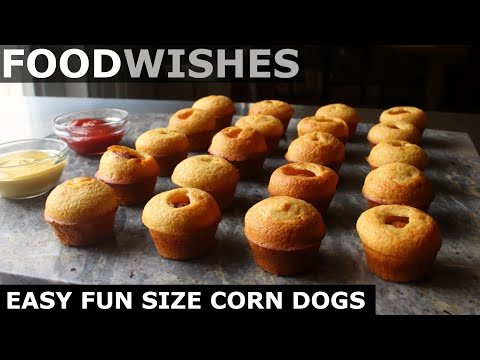 easy-fun-sized-corn-dogs---food-wishes