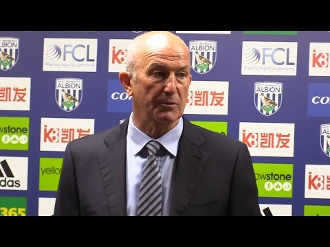 West Brom 0-1 Chelsea - Tony Pulis Full Post Match Press Conference
